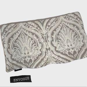 Envogue Rectangular Accent Pillow Cover 12x20